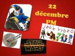 Activités du 22 décembre PM